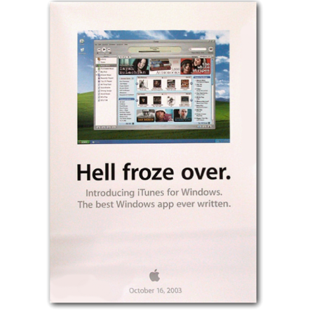 Hell Froze Over Poster