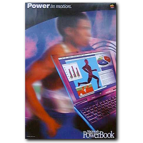 PowerBook 3400c Poster