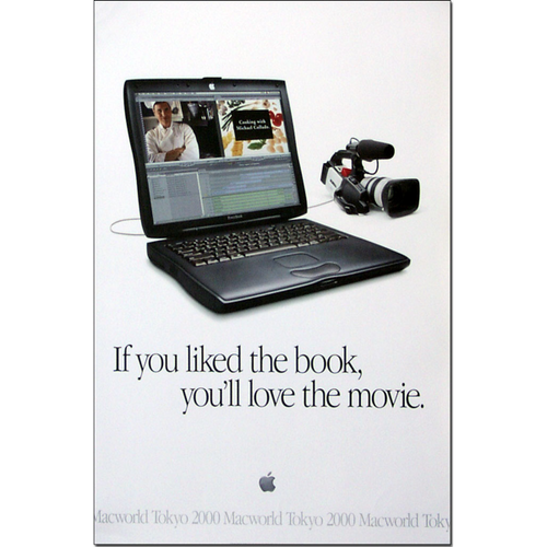 PowerBook G3 Movie Poster