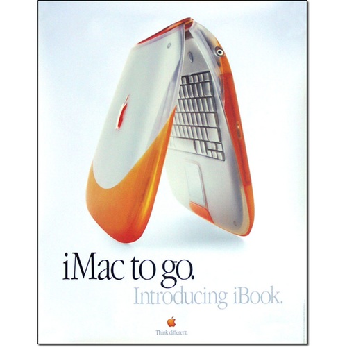 iMac To Go Poster