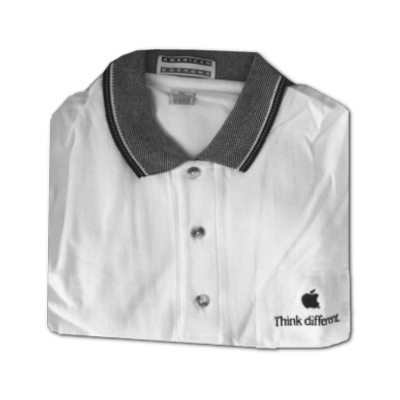 Think Different Polo Shirt