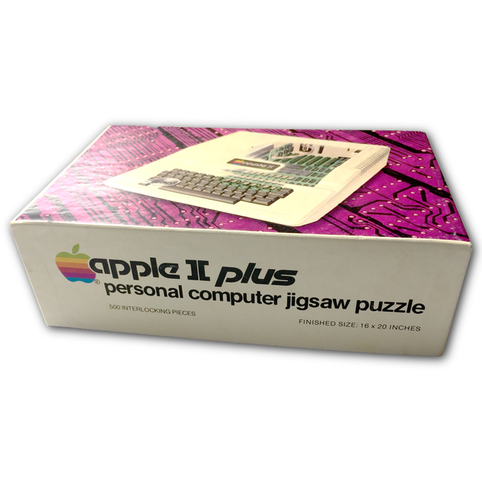 1979 Apple II Plus Jigsaw Puzzle