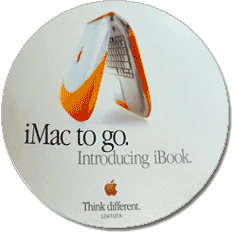 iBook Intro Magnet