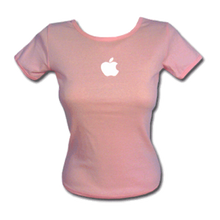 Women's Cut Apple T-shirt