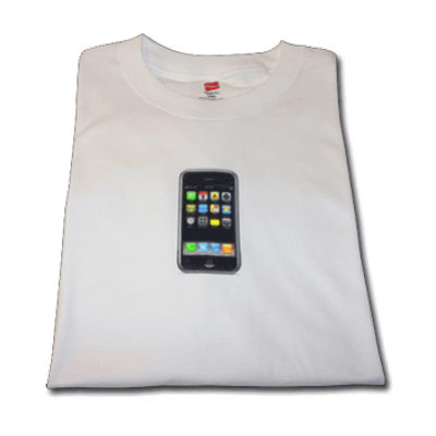 Original iPhone T-shirt