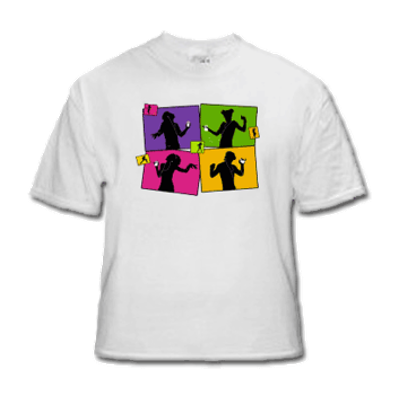 iPod Party T-shirt
