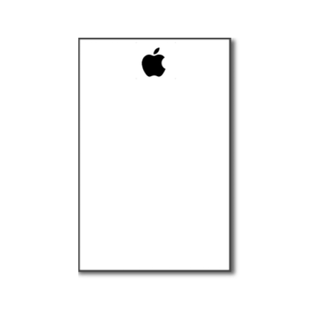 Apple Notepad