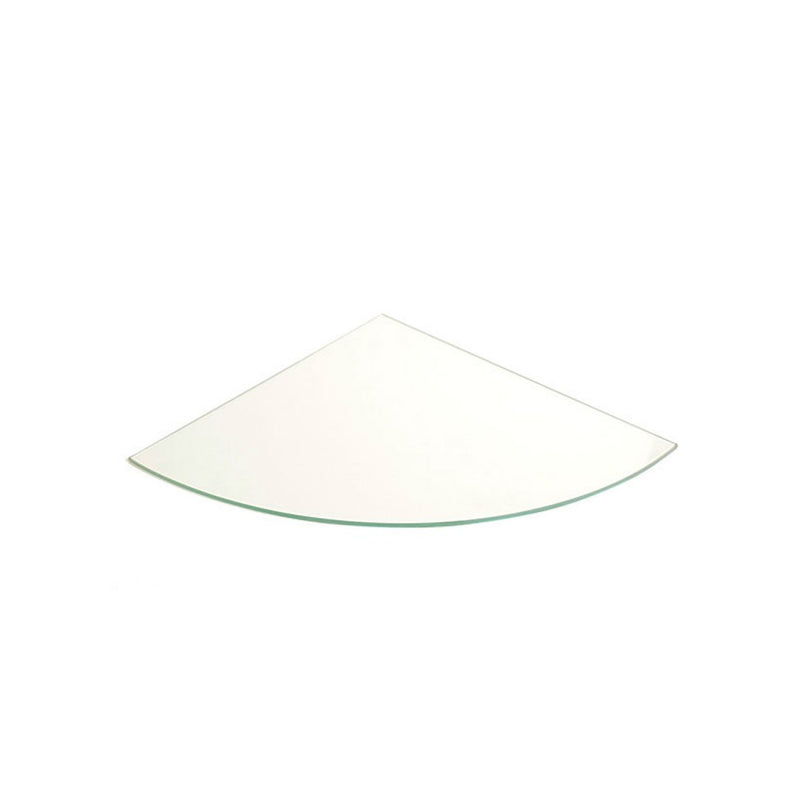 Quarter Round Tempered Glass