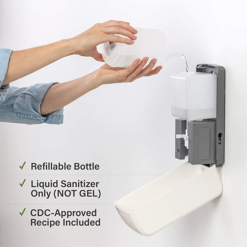 Sanitizer/Soap Dispenser + Stand