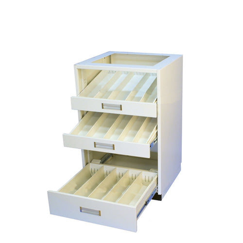 Bottle Dispenser Unit - Pharmacy Metal Undercounter