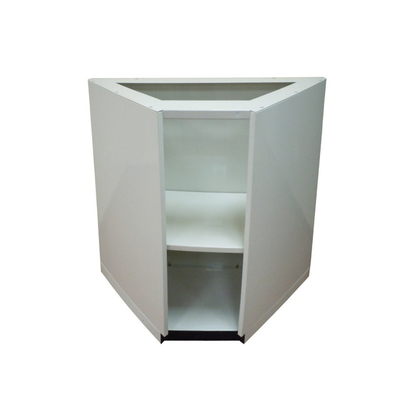 Corner Unit - Pharmacy Metal Undercounter