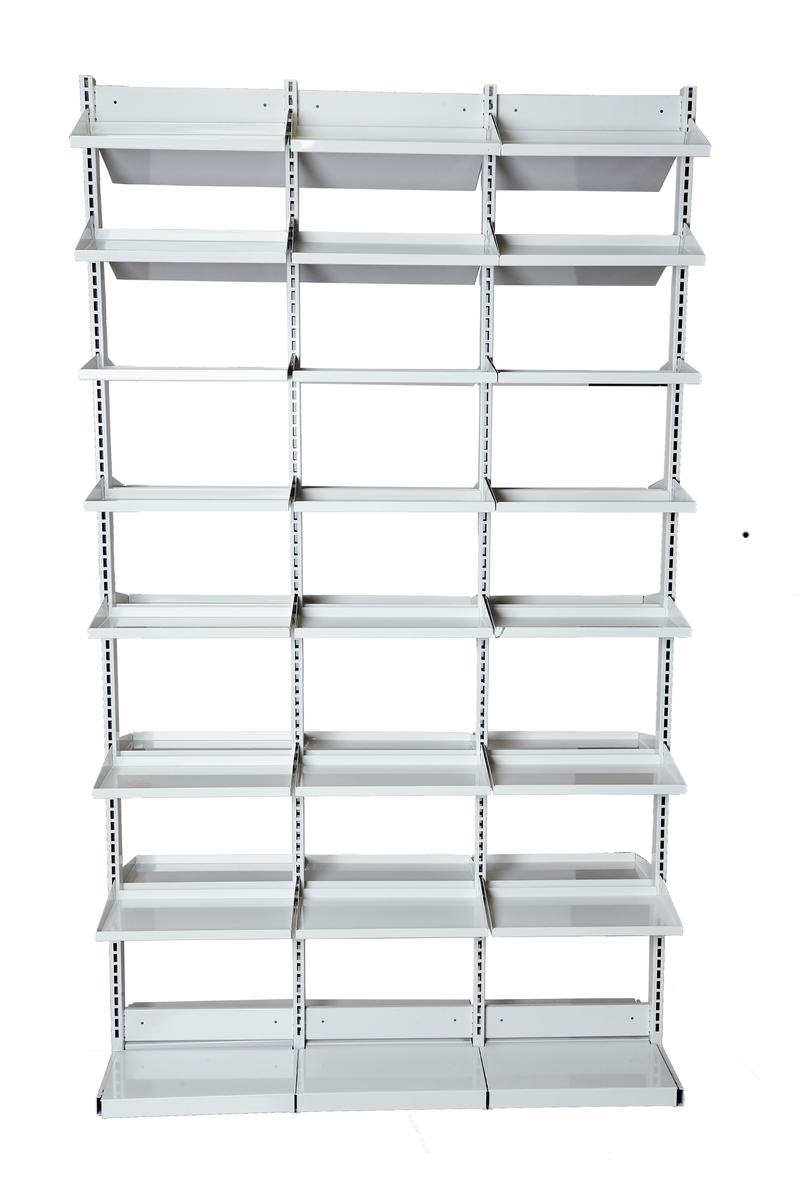 See Through Pharmacy (Starter/Add-On) - Double Sided Bays