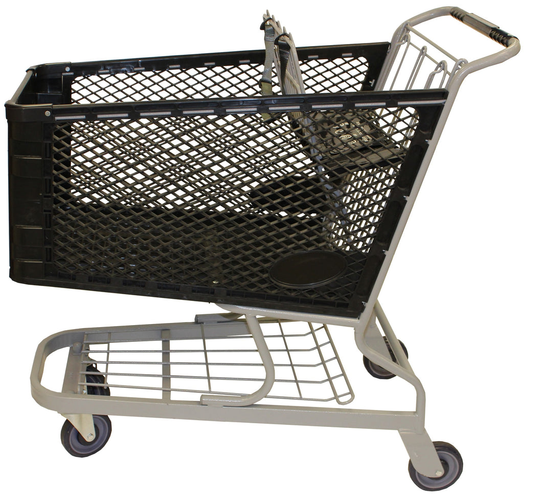 Plastic Shopping Cart
