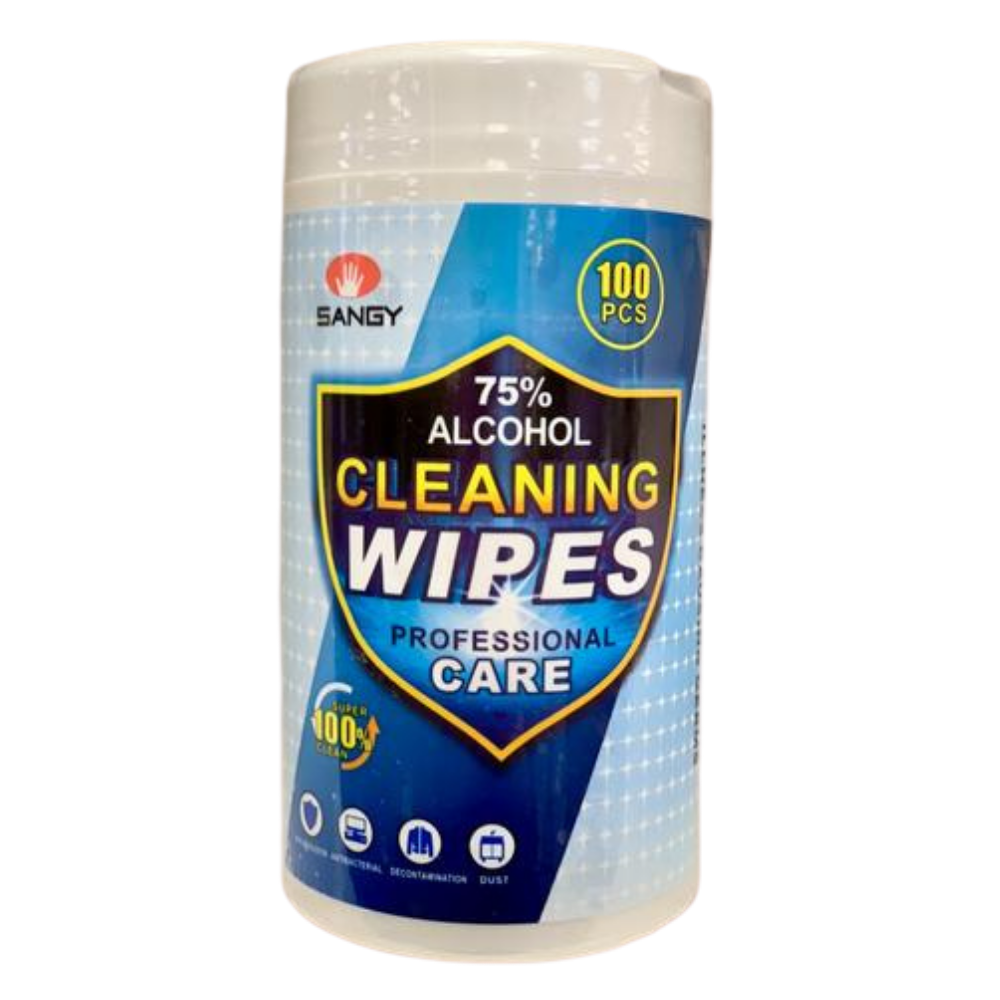 Disinfectant Wipes (100 CT)