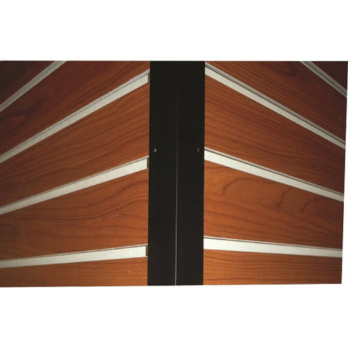 Slatwall 8 Ft L 90°Corners