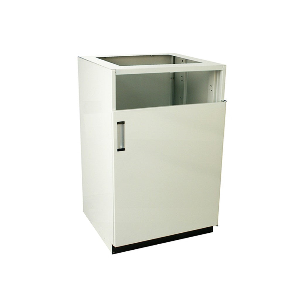 Trash Unit - Pharmacy Metal Undercounter