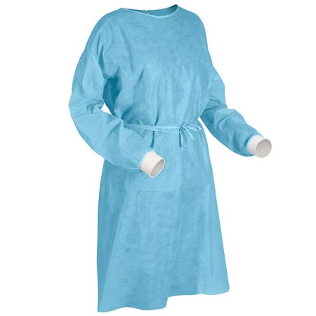 Non-Surgical Isolation Gown - 10 Pack