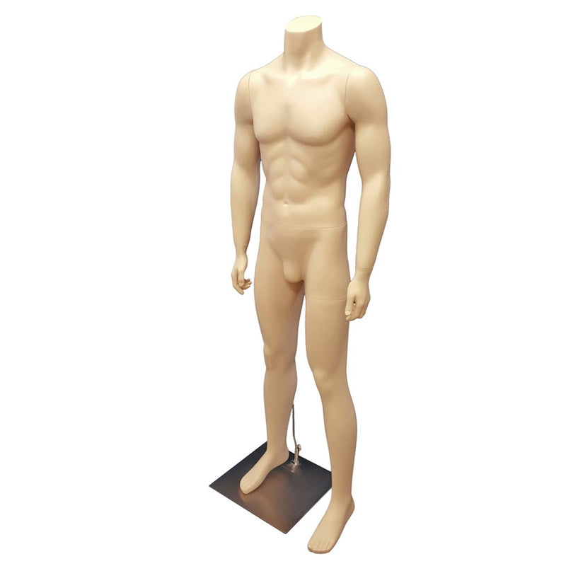 Headless Male Full Body Mannequin
