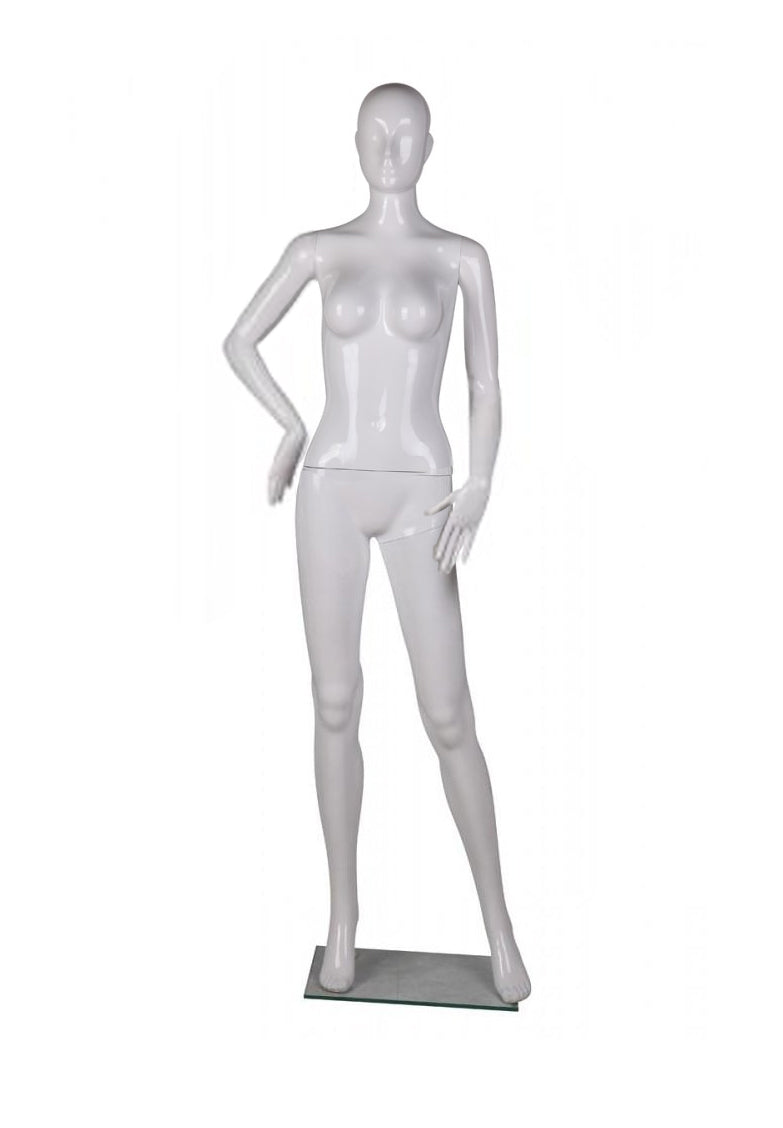 Female Full Body Mannequin Style