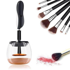 Electric Makeup Brush Cleaner Dryer Set