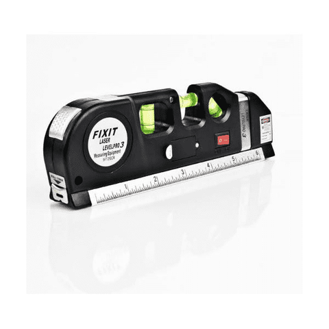 Laser Level Pro 3 Measuring Equipment - Getmaxdeals, Get Max Deals, Free Shipping, Home Improvement, Hand Tools, All in one Saw Kit, Laser measurement, Impacts, Beauty and Hair Style, 11 in 1 Saw
