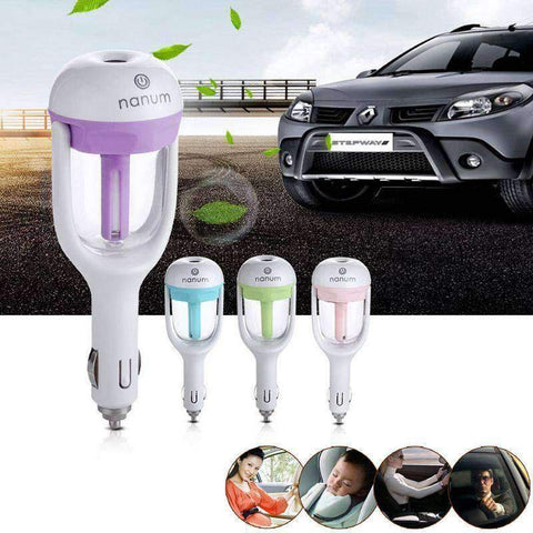 Aromatherapy Car Diffuser - Getmaxdeals