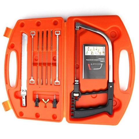 All In Universal Saw Kit - Getmaxdeals, Get Max Deals, Free Shipping, Home Improvement, Hand Tools, All in one Saw Kit, Laser measurement, Impacts, Beauty and Hair Style, 11 in 1 Saw