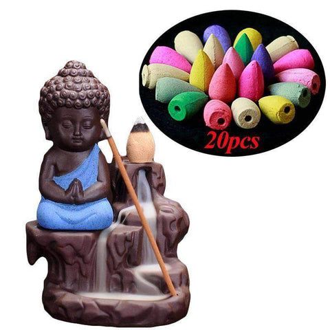 Monk Incense Burner - Getmaxdeals, Get Max Deals, Free Shipping, Home Improvement, Hand Tools, All in one Saw Kit, Laser measurement, Impacts, Beauty and Hair Style, 11 in 1 Saw