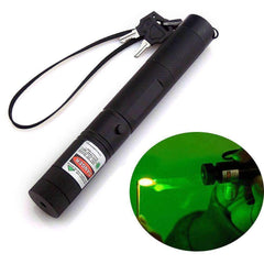 5mw Military Green Laser Pointer Pen