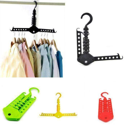 Magic Hanger Organizer Space Saver - Getmaxdeals, Get Max Deals, Free Shipping, Home Improvement, Hand Tools, All in one Saw Kit, Laser measurement, Impacts, Beauty and Hair Style, 11 in 1 Saw