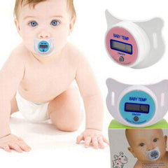 Medical Silicone LCD Digital Children's Thermometer