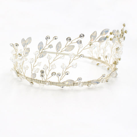 Handmade Bridal Tiara Wedding Hair Accessory