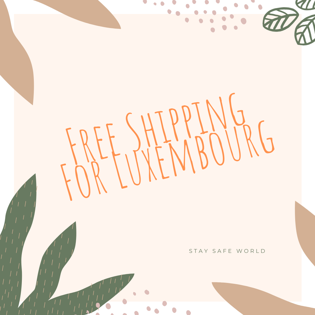Free Shipping for Luxembourg