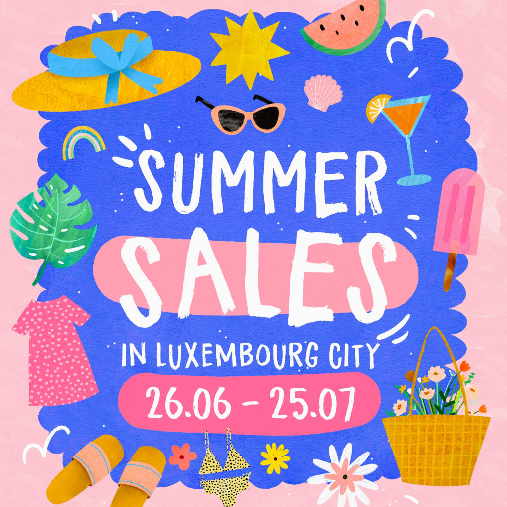 Summer Sales Happening Now