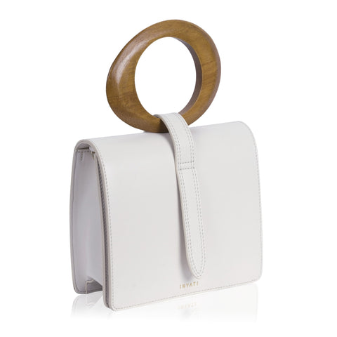 Abbey Bag in Coconut Milk by Inyati
