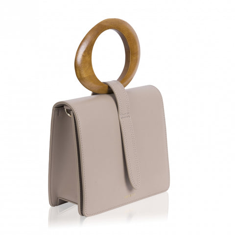 Abbey Bag in Simply Taupe by Inyati