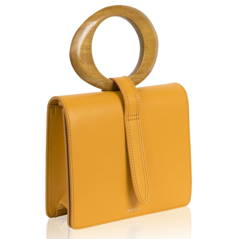 Abbey Bag in Mango by Inyati