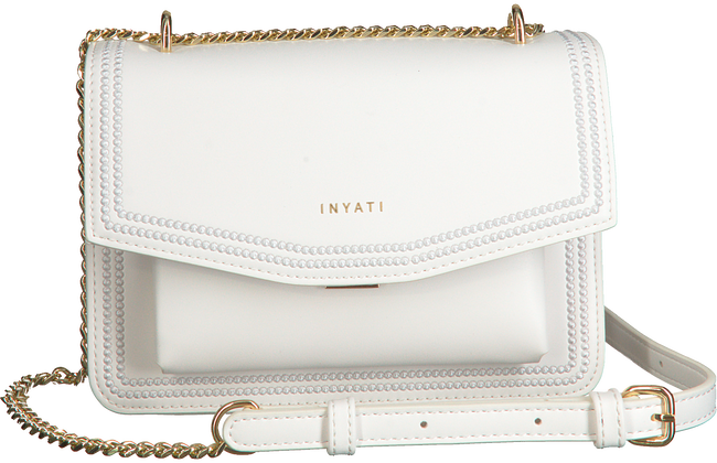 Emi Bag in White by Inyati