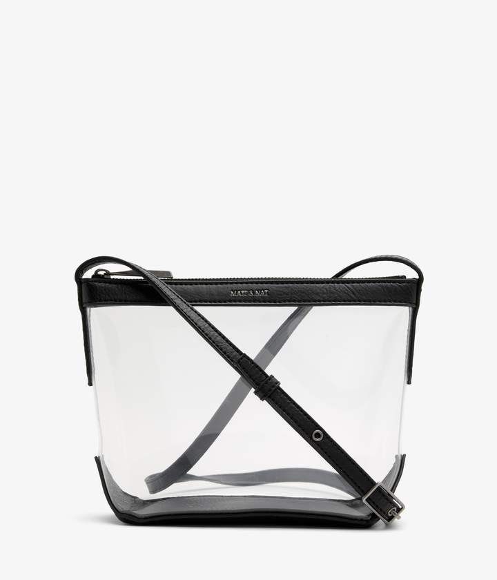 Sam Clear Crossbody Bag by Matt & Nat
