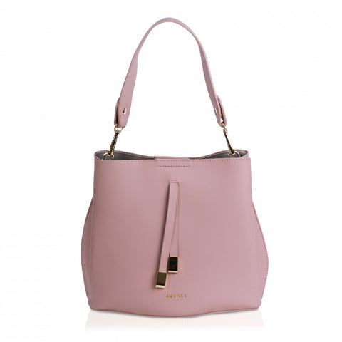 Cleo Cross Body Dusty Rose Bag by Inyati