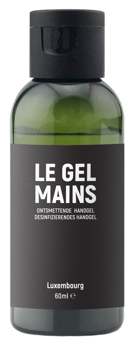 Le Gel Mains Hand Sanitizer - 60ml