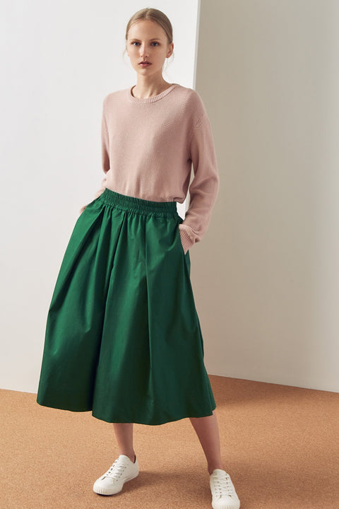 Evergreen Culotte by Kowtow