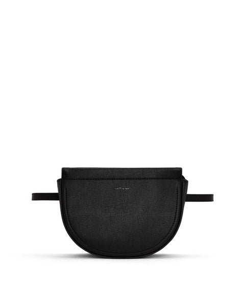Abbot Belt Bag Black by Matt & Nat