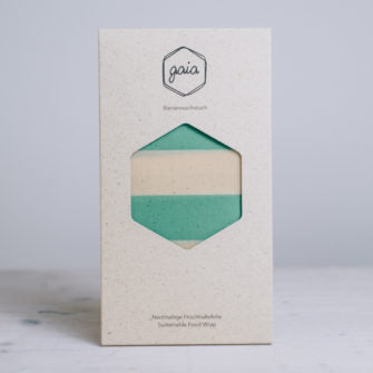 Beeswax Wrap 2er Set (M/L) by Gaia