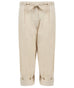 Natural Paper Bag Trousers from Cossac