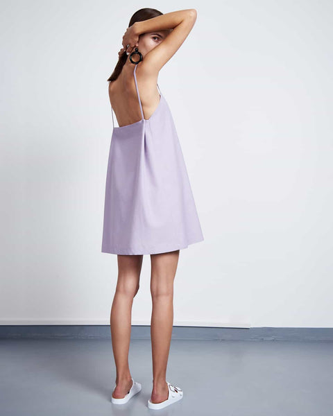 High Summer Slip Dress Capri Lilac by Jan n June