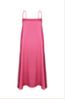 Slip Dress Nice Silky Pomegranade by Jan n June