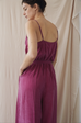 Cassis Wrap Jumpsuit by Cossac