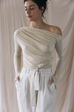 Drape Top by Cossac