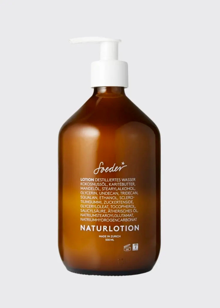 Natural Lotion by Soeder